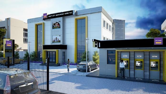 FCMB bank Branches