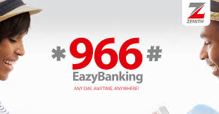 Zenith Bank USSD transfer code