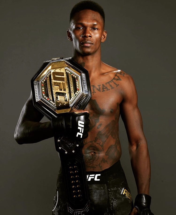Israel Adesanya Fights