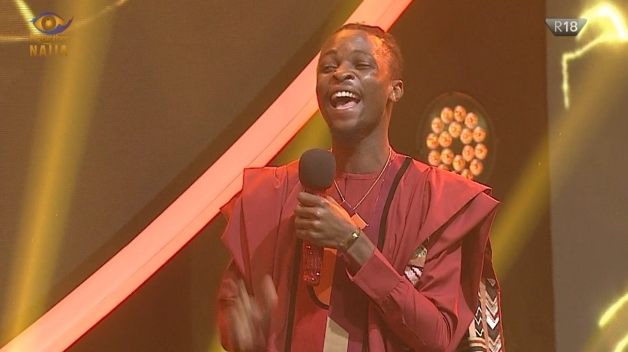 Winner of Big Brother Naija