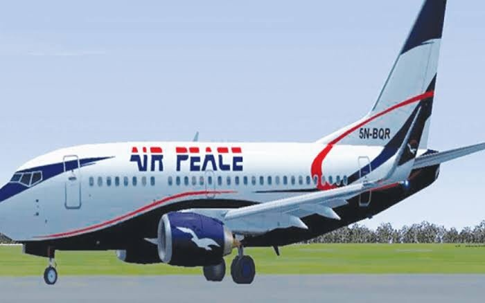 Domestic Airlines in Nigeria, Air Peace