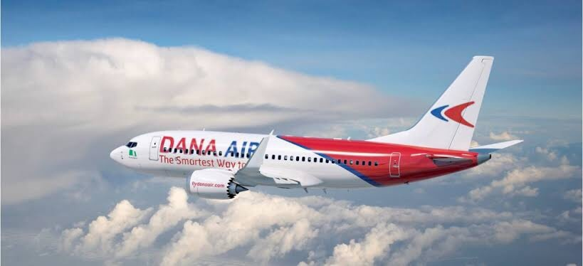 Domestic Airlines in Nigeria, Dana Air