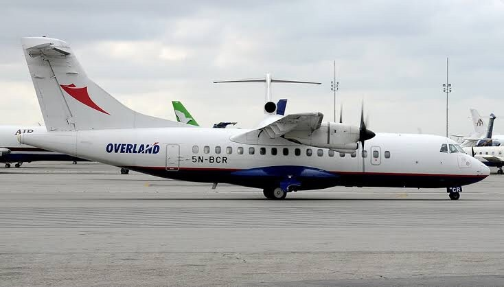 Domestic Airlines in Nigeria, Overland Airways