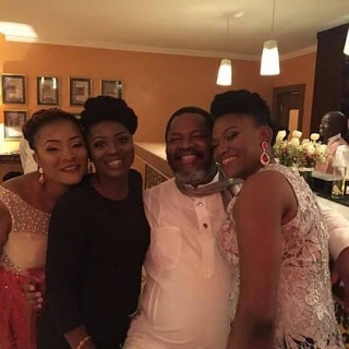 Arise TV founder, Nduka Obaigbena wife and children