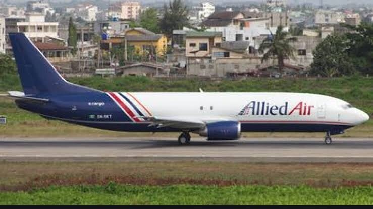 Domestic Airlines in Nigeria, Allied Air
