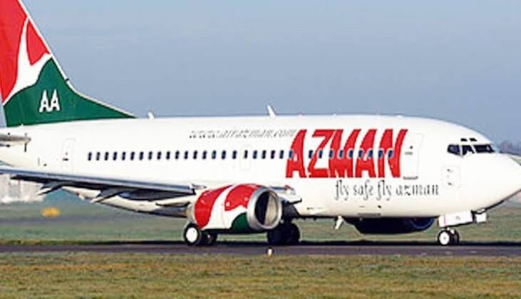 Domestic Airlines in Nigeria, Azman Air