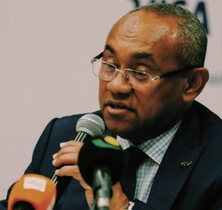 CAF President Ahmad Ahmad Career
