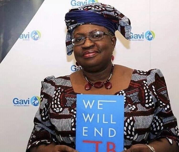 Okonjo-Iweala Career