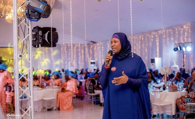 Aisha Yesufu Net Worth