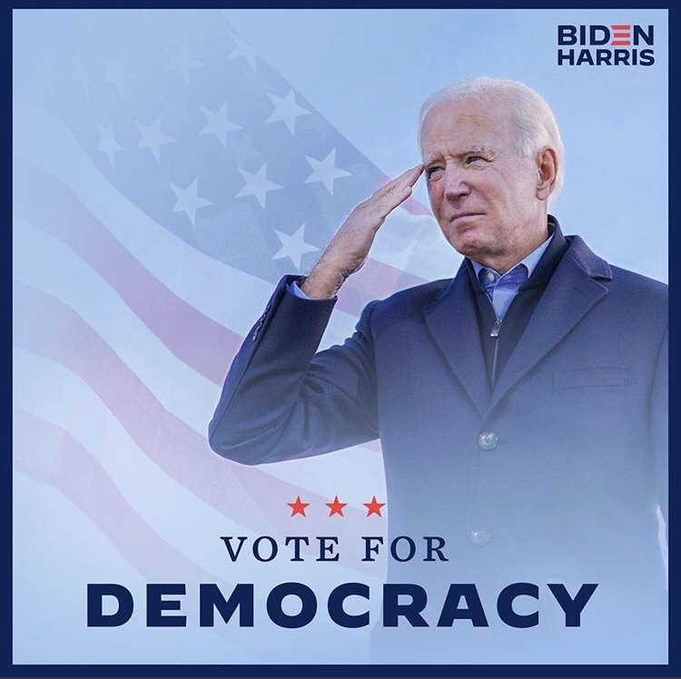 Joe Biden for President of United States