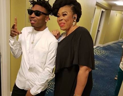 Mayorkun Father and Mother