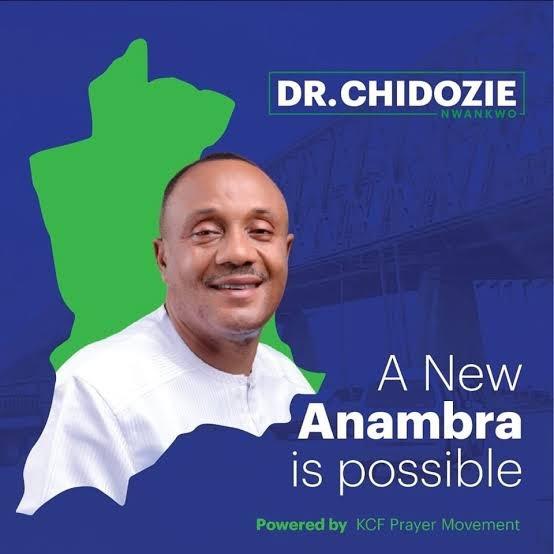 Chiedozie Nwankwo politics and party