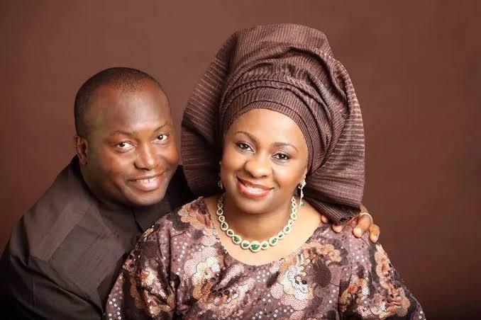 Patrick Ifeanyi Ubah wife Uchenna Ubah