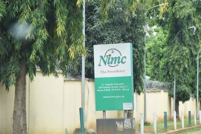 NIN office