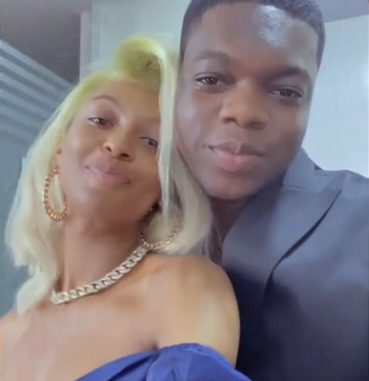 Cute Abiola Girlfriend, Fiancée