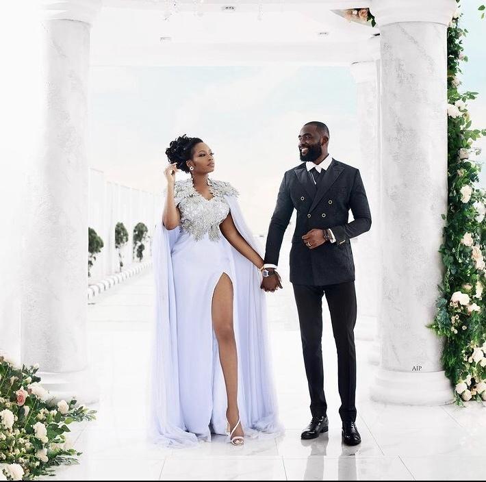 Gedoni and Khafi marriage