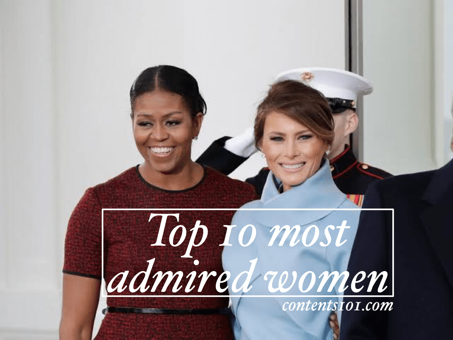 List of Top 10 most admired women 2020