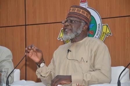 NDLEA Chairman Mohammad Abdallah Wife