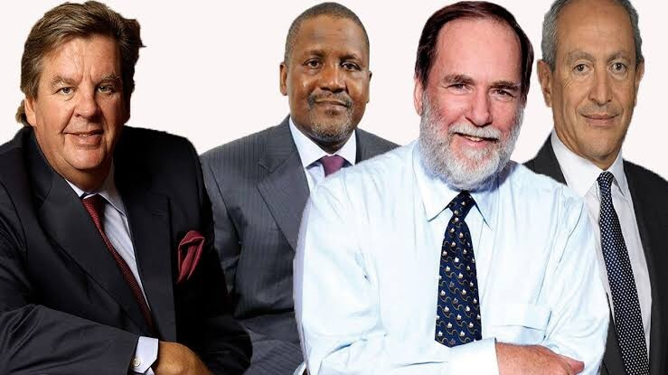 Forbes Africa's Richest men 2021