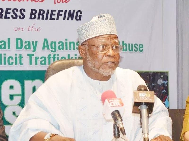 NDLEA Chairman Mohammad Abdallah Recruitment scandal