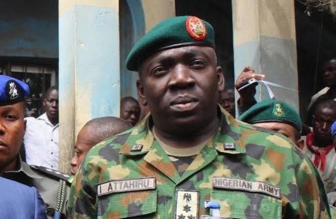 new Chief of Army Staff, Ibrahim Attahiru