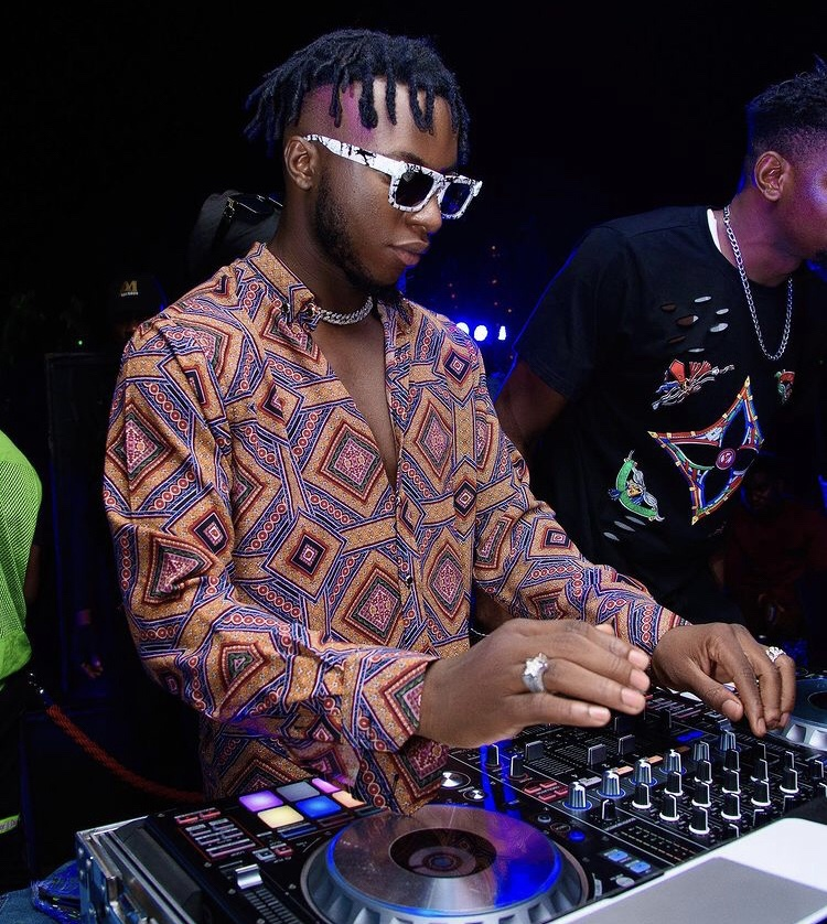 Dj Kaywise songs and Instagram