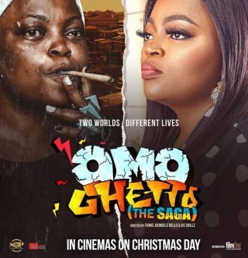 Omo Ghetto: The Saga, Omo Ghetto 2 producer and director