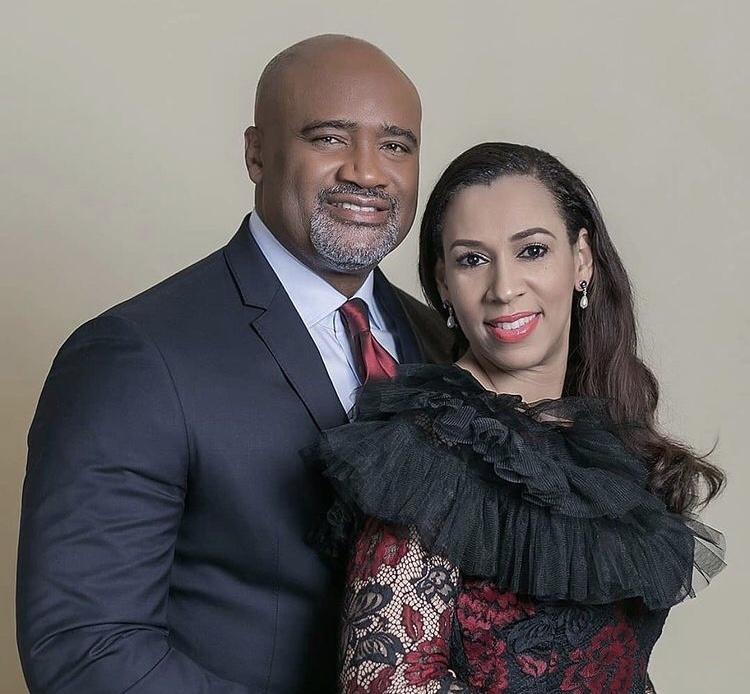 Pastor Paul Adefarasin wife Ifeanyi Adefarasin