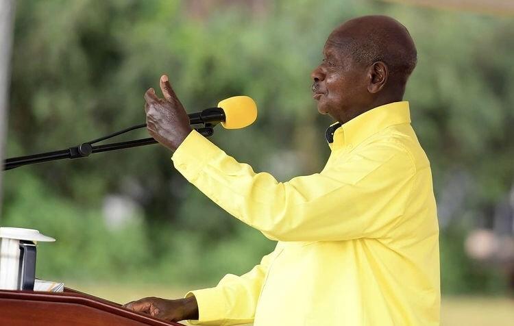 Museveni Net Worth