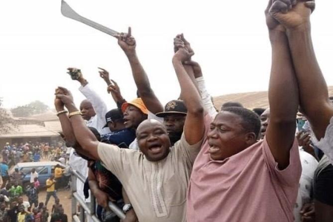 Sunday Igboho issues quit notice to Fulani herdsmen