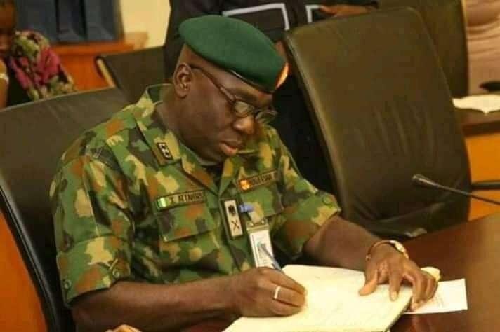 Chief of Army Staff Maj Gen Attahiru Ibrahim Biography