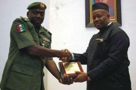 Chief of Army Staff Maj Gen Attahiru Ibrahim Career and Rank