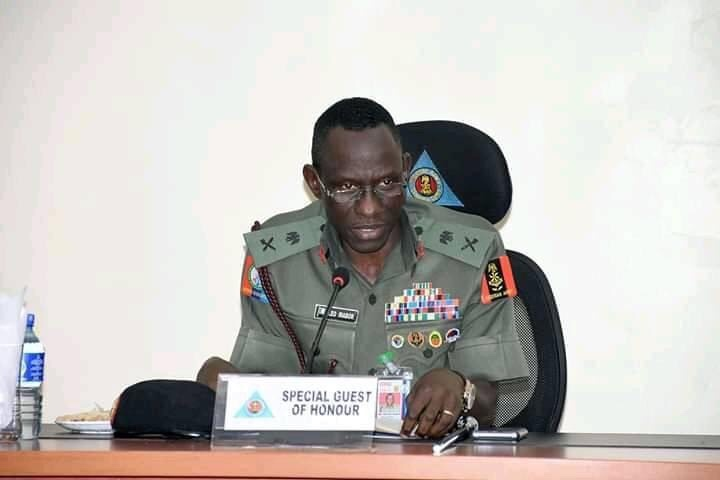 Chief of Defence Staff, Major General Lucky Irabor Biography