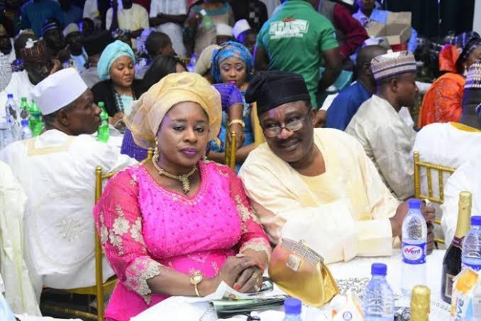 Smart Adeyemi Wife