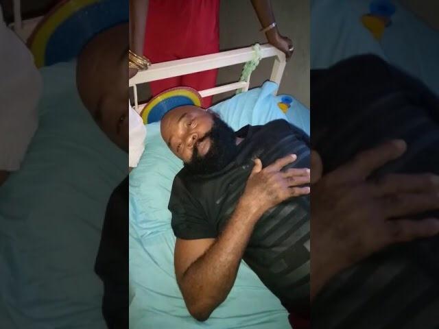 Prince Emeka Ani Hospitalized