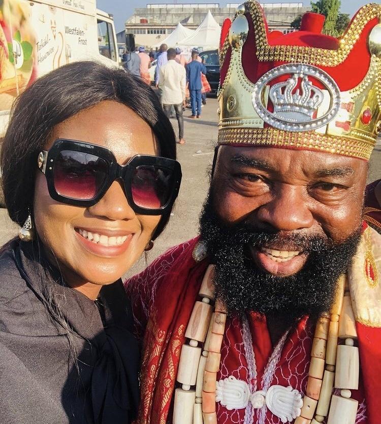 Prince Emeka Ani Wife