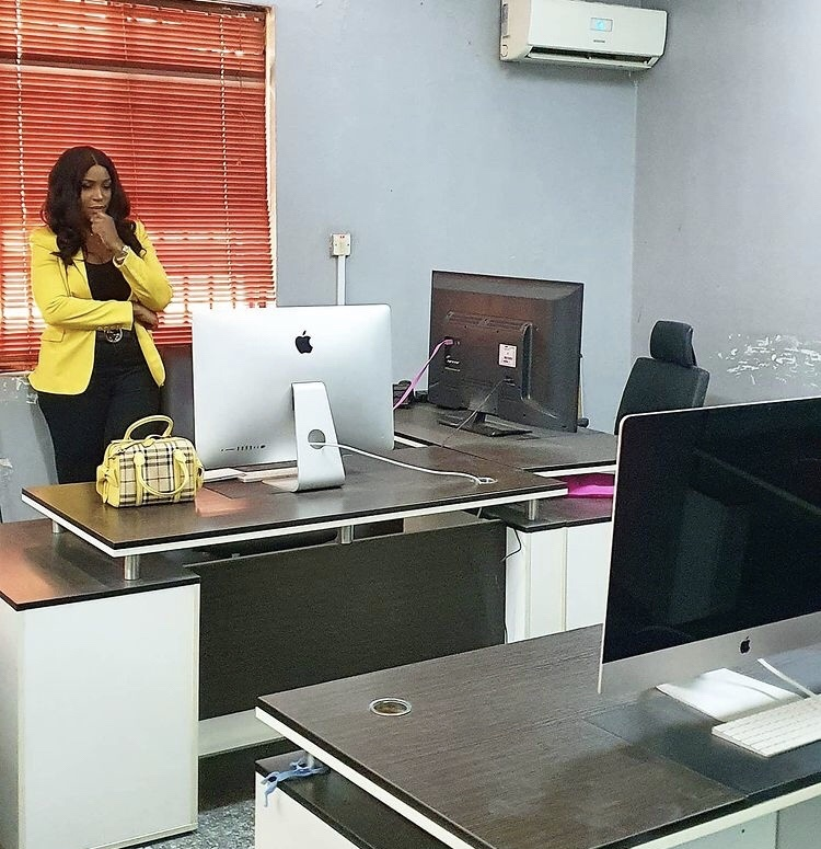 Linda Ikeji Career and Business