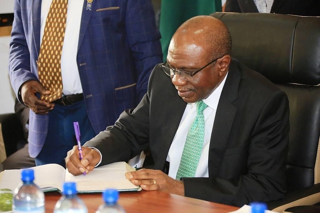 CBN Governor Godwin Emefiele Career and appointment as CBN Governor