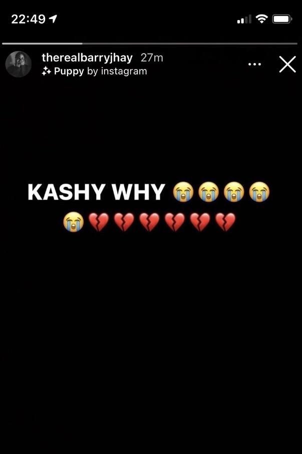 Cash Nation Boss, Kashy Godson Death