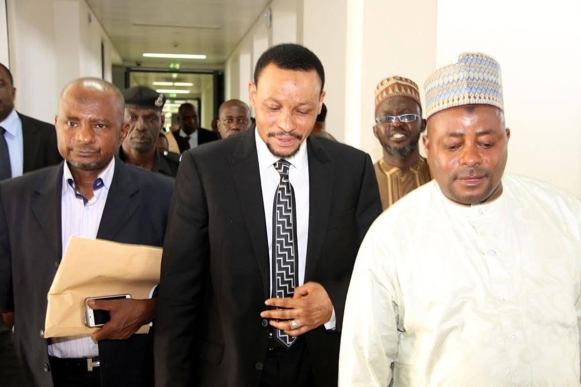 Danladi Umar assaults Security Guard