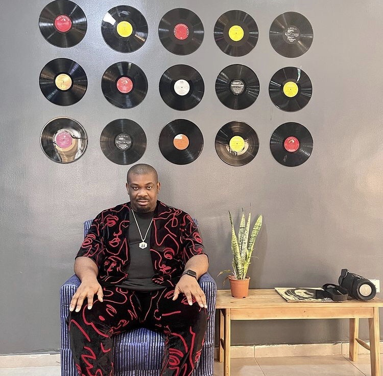 Don Jazzy education and career