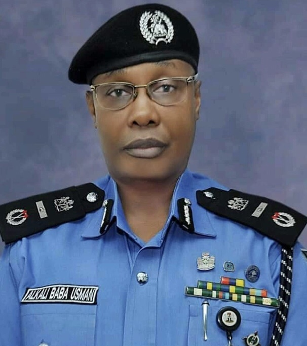 New IG police Usman Alkali Baba Biography