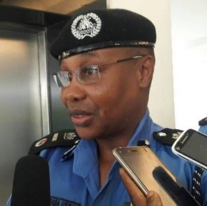New Inspector General of Police Usman Alkali Baba