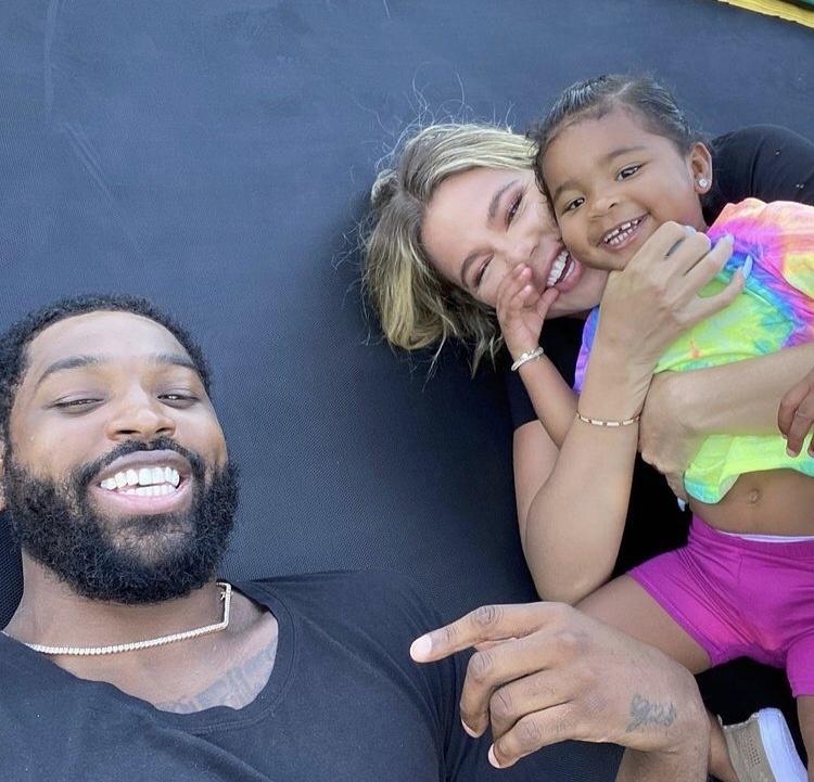 Tristan Thompson girlfriend and children