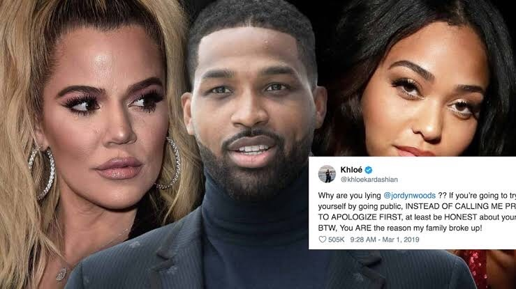 Tristan Thompson cheating allegations