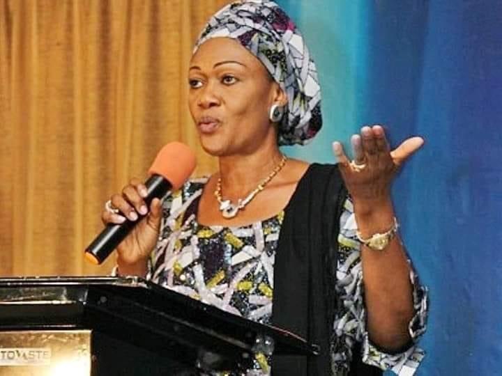 Oluremi Tinubu Career and Political Party
