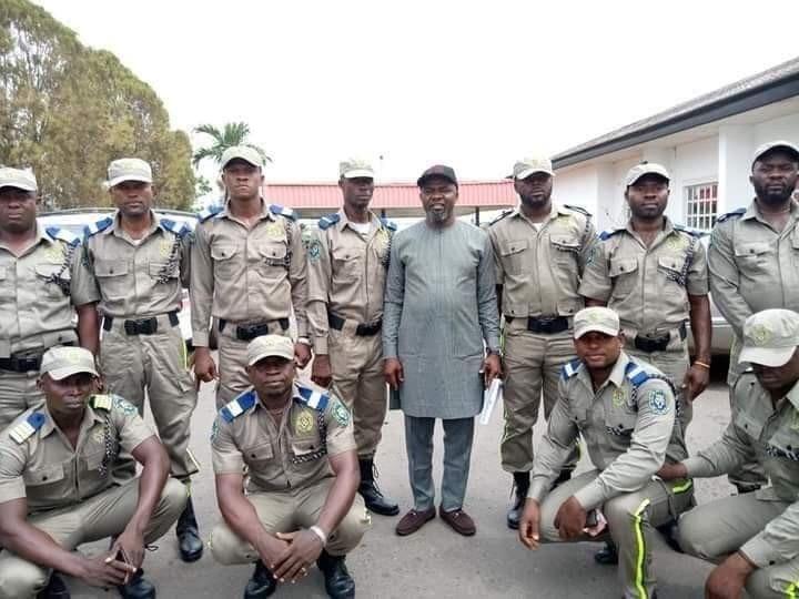 Ebube Agu Security Uniform