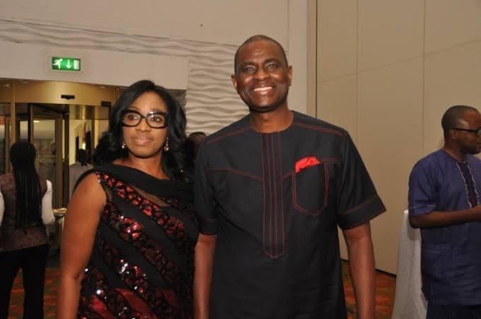 Segun Ogunsanya wife