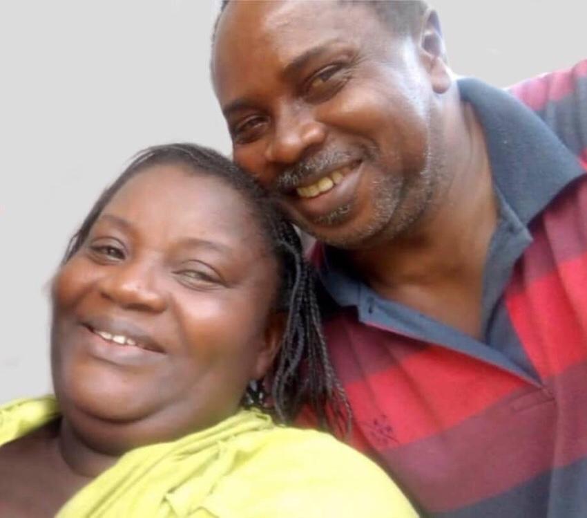 Abiodun Aleja wife