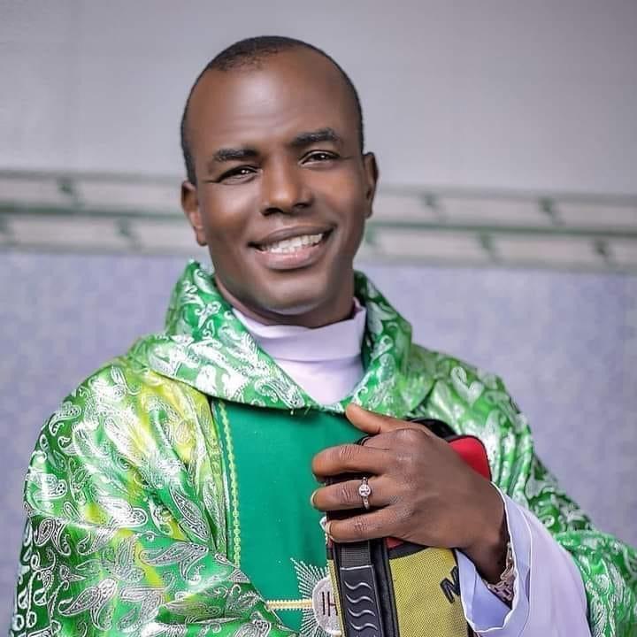 Fr Mbaka Biography